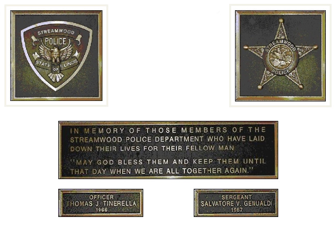 In Memory of Fallen Police Officers...