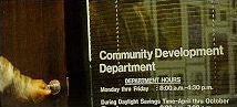 Community Development Department