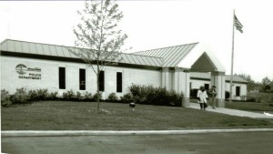 Police Building 1991